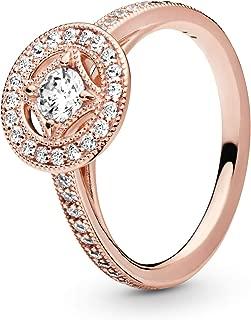 Best pandora circle ring rose gold Reviews