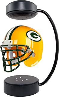 NFL Hover Helmet - Collectible Levitating Football Helmet with Electromagnetic Stand