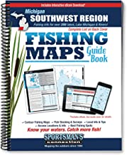 Southwest Michigan Fishing Map Guide (Sportsman's Connection)