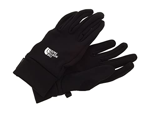 The North Face Power Stretch Glove TNF Black Running Gloves 7780255