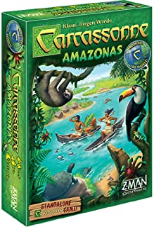 Z-Man Games Carcassonne brädspel