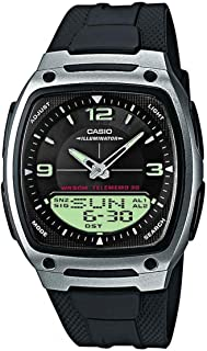 CASIO DATA BANK SERIES WATCH FOR BOYS AW-81-1A1