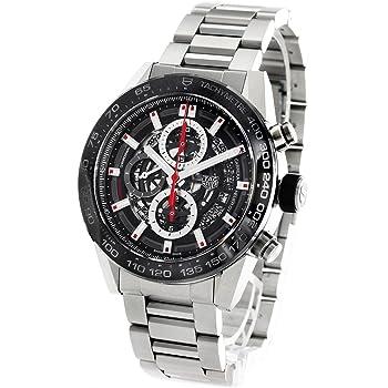 タグ・ホイヤー TAG HEUER カレラ キャリバー ホイヤー01 クロノグラフ CAR2A1W.BA0703 新品 腕時計 メンズ (W157856) [並行輸入品]