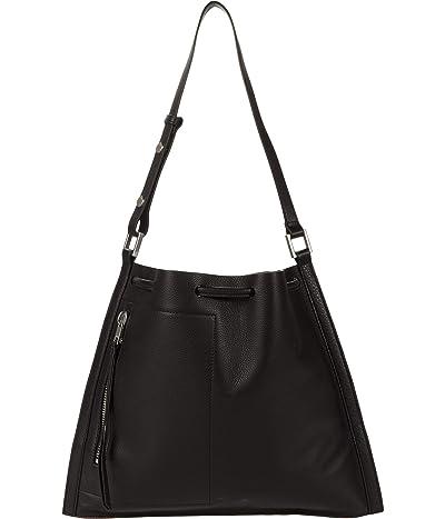 AllSaints Lear Backpack (Black) Backpack Bags