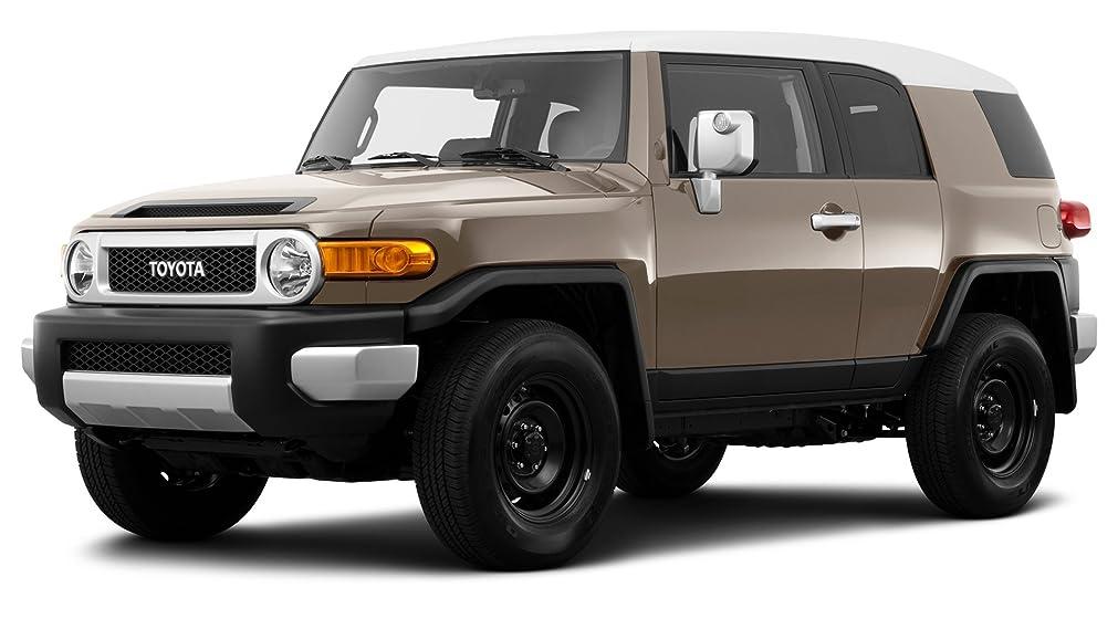 Amazon.com: 2014 Toyota FJ Cruiser reseñas, imágenes y ...