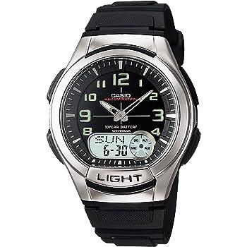 [カシオ] 腕時計 スタンダード AQ-180W-1BJF