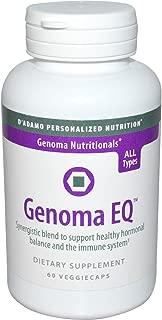 D'Adamo Personalized Nutrition - Genoma EQ 60 vcaps