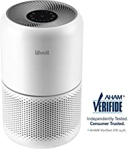 LEVOIT Air Purifier for Home Allergies and Pets Hair Smokers in Bedroom, True HEPA..