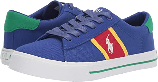 Royal Canvas/Yellow/Red/Paperwhite Pony