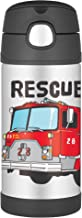 Thermos FUNtainer Insulated Drink Bottle, 355ml, Fire Truck, F4011HR6AUS