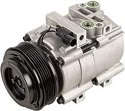 AC Compressor & A/C Clutch For Kia Sedona Minivan 2002 2003 2004 2005 - BuyAutoParts 60-01526NA NEW