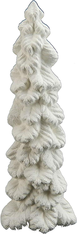 Lowest price challenge Ceramics in Montana Christmas Village Spruce Tree 8.5-Inch R Super intense SALE