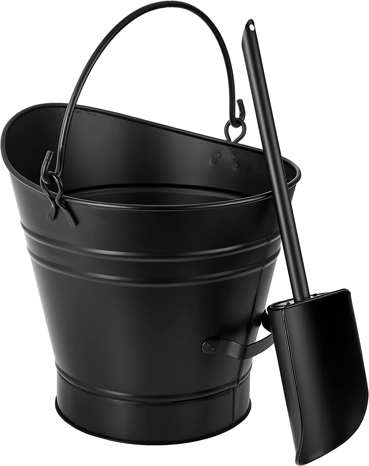 Minuteman International Houston Mall Scoop Coal Special price for a limited time Pellet Black Bucket Hod