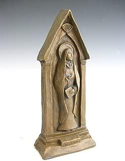 St. Anne: Patron of Grandmothers, Handmade Statue
