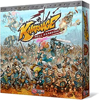 Edge Entertainment Kharnage - Juego de Mesa EDGKH01