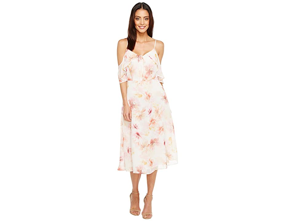 CeCe Alice Off the Shoulder (New Ivory) Women
