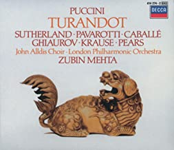 Puccini: Turandot / Act 2 - Gloria, gloria, o vincitore