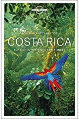 Best of Costa Rica 2ed -anglais- Paperback