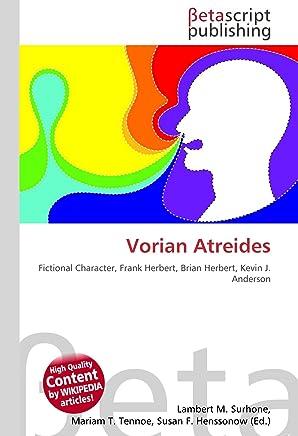 Vorian Atreides: Fictional Character, Frank Herbert, Brian Herbert, Kevin J. Anderson