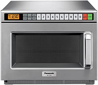 Panasonic 1700W Digital Commercial Microwave Oven, 208/240V, 0.6 ft