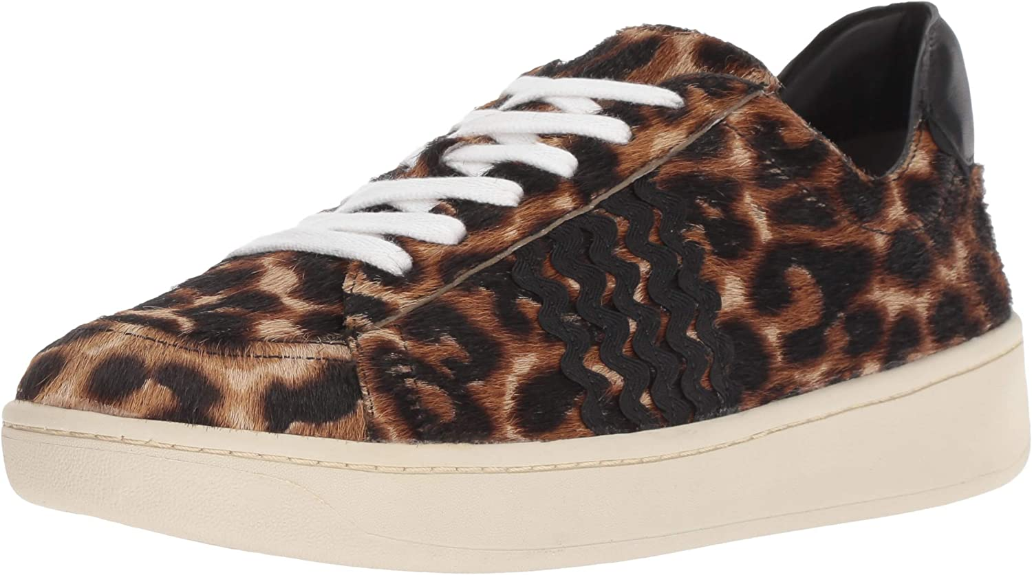 Loeffler Randall Women's Elliot Lace Up Sneaker with RIC Rac