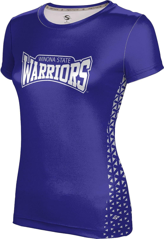 ProSphere Winona State University Girls' Performance T-Shirt (Geo)
