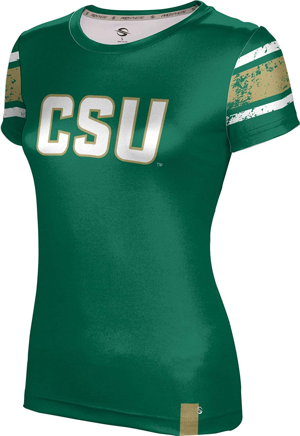 ProSphere Colorado State University Girls' Performance T-Shirt (End Zone)
