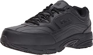 Fila Men's Memory Workshift Slip Resistant Steel Toe Work Shoes