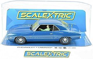 Scalextric/VRC Hobbies 1969 Chevrolet Camaro ZL1 COPO DPR W/Headlights 1/32 Slot Car C4074