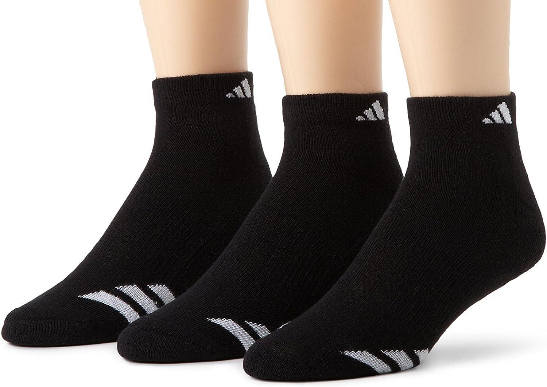 Adidas Herren Gepolsterte 3Str 3er Pack Low Cut Socke, Gre 12–15