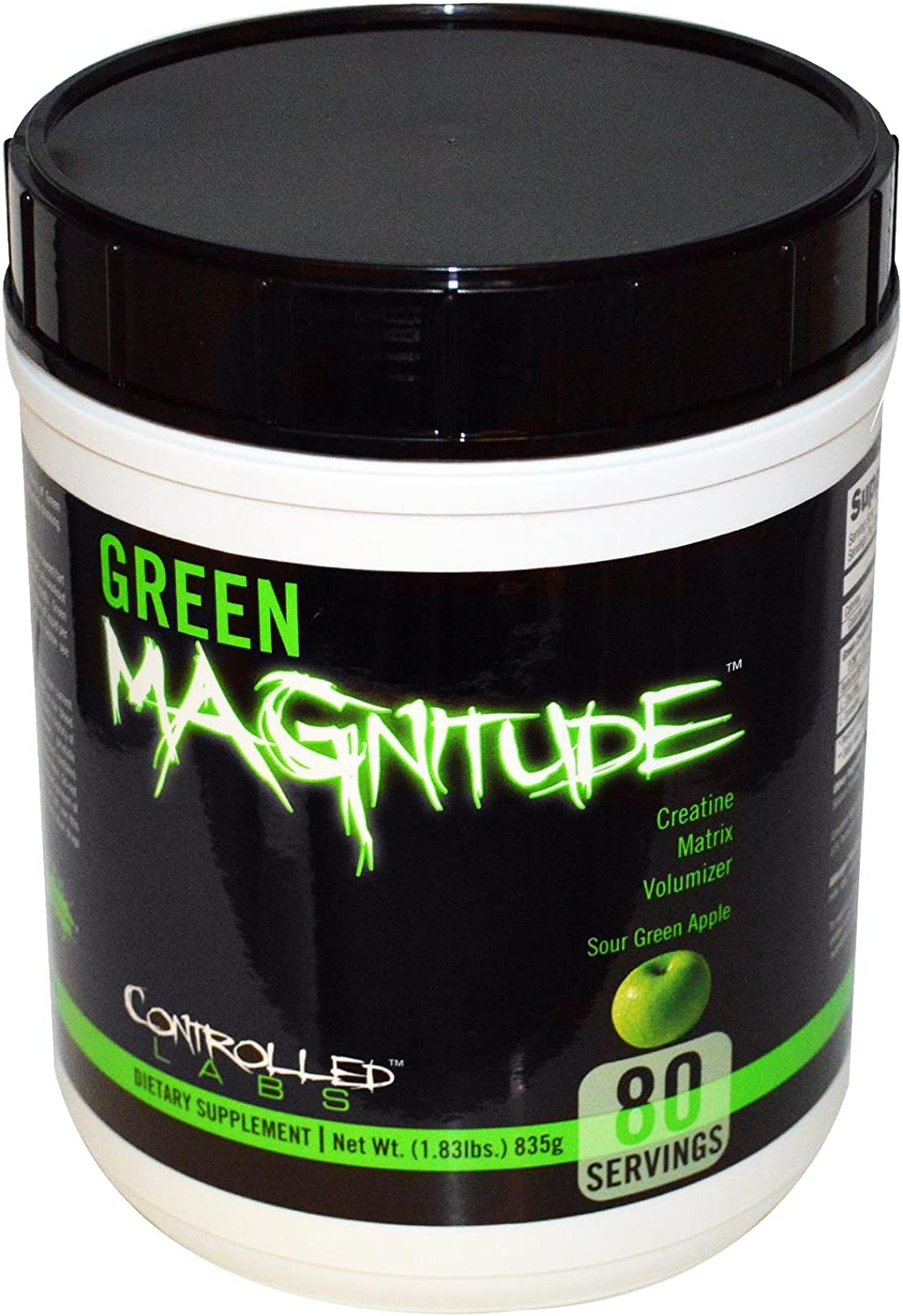Controlled Popular product Labs At the price Green MAGnitude Sour 1.83 Flavor Apple lb
