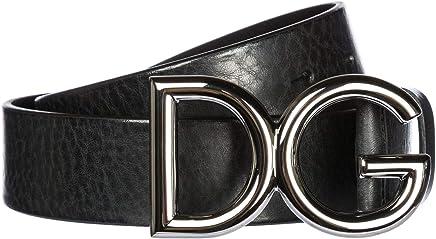 buono sconto in vendita all'ingrosso design professionale Amazon.it: Cintura Dolce e Gabbana