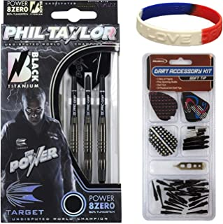 Best phil taylor power 8zero soft darts 18g Reviews