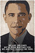 President Barack Obama We are The Change We Seek Image Cool Wall Decor Art Print Poster 24x36
