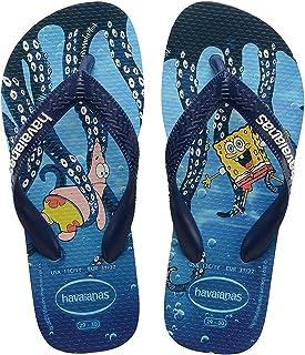 Chinelo Havaianas Kids Top Spongebob adulto-unissex