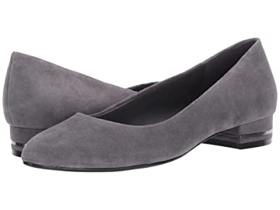 Bandolino Lorya (Dark Grey Suede) Women