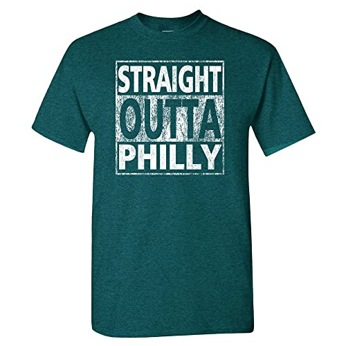 0518c375d59 Xtreme Philadelphia Straight Outta Philly Hometown Pride Shirt