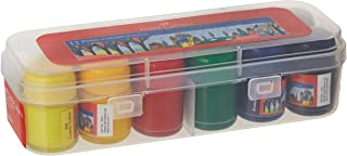 Faber-Castell Premium Poster Colors 12X10Ml In A Plastic Box