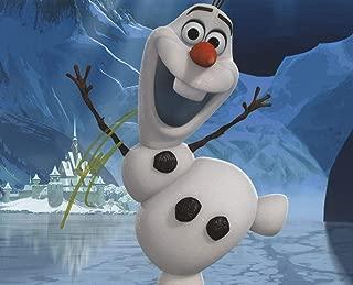 Josh Gad Signed Autograph Disney Frozen Olaf 10x8 Photo With COA pj