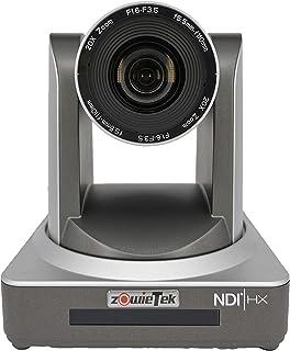 Kamera strumieniowa PTZ z NDI   HX + POE kamera 20X IP z równoczesnym wyjściem HDMI i 3G-SDI