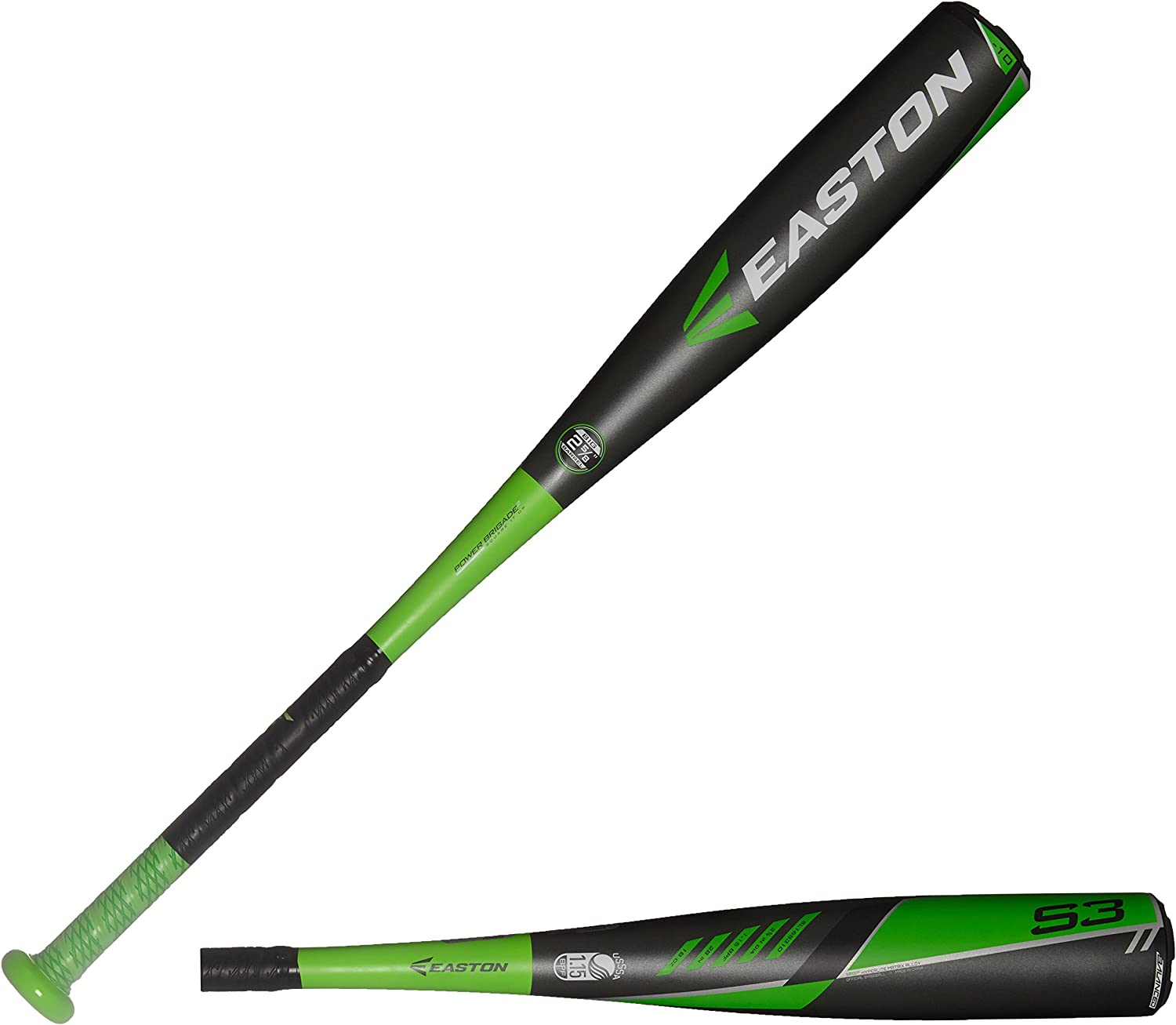 Easton S3 2 5 8  Big Barrel (10) Baseball Bat