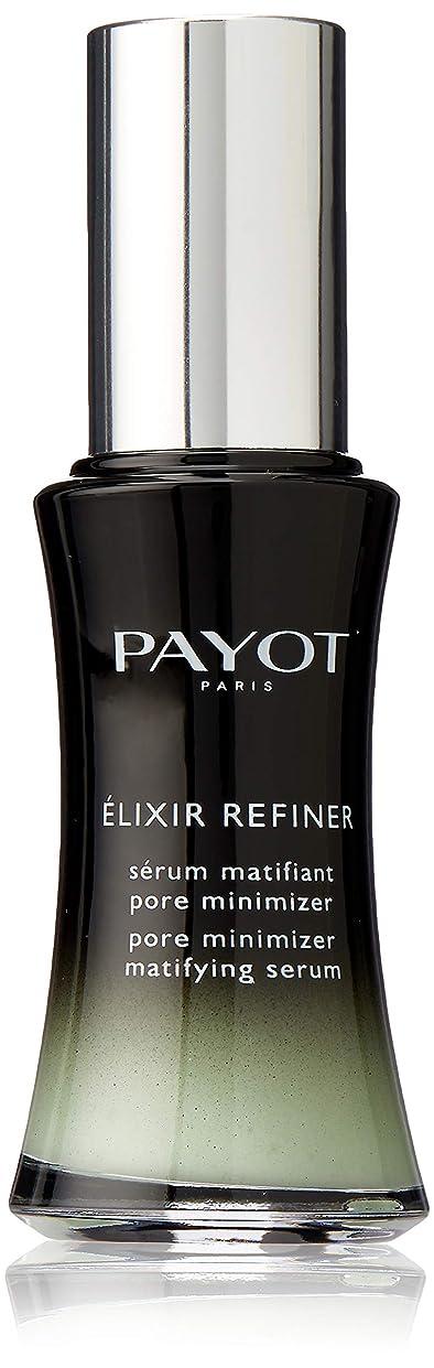 ディベート特異な形容詞PAYOT éLIXIR REFINER Mattifying pore minimizer serum 30 ml 1.0 fl oz