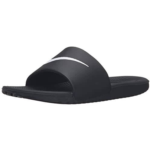 new product 9b702 ca92a Nike Mens Kawa Slide Athletic Sandal