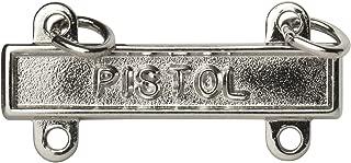 army pistol qualification
