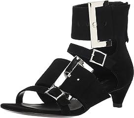 Ozzy Buckle Sandal Short