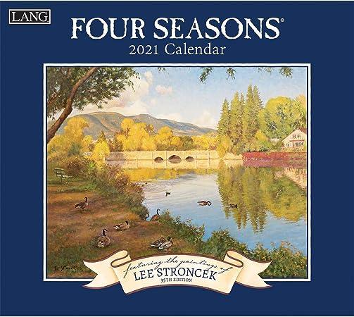 Four Seasons Calendar 2020 Wall Calendar