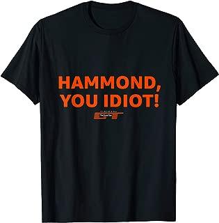 The Grand Tour Hammond You Idiot Sweatshirt T-Shirt