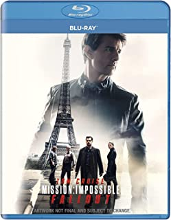 Mission Impossible - Fallout | Blu-ray | Arabic Subtitle Included