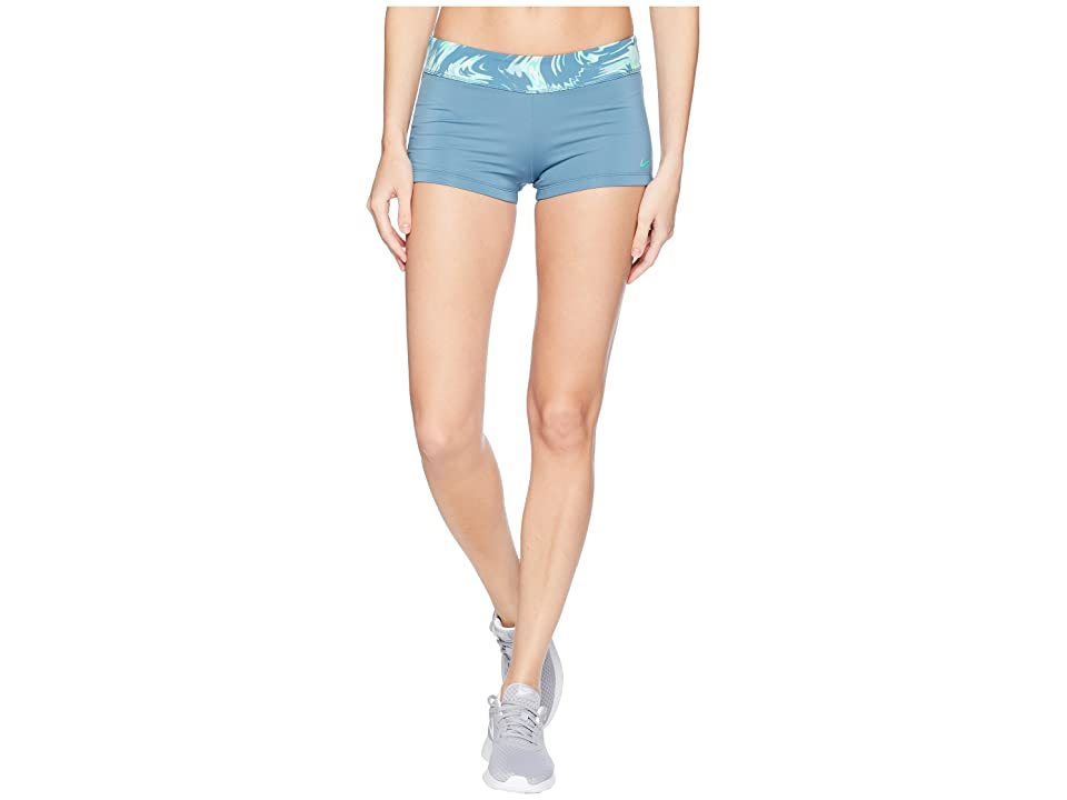 Nike Kick Shorts (Menta) Women