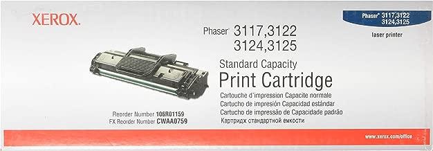 Xerox XER106R01159 Toner Cartridge (Black,1-Pack)